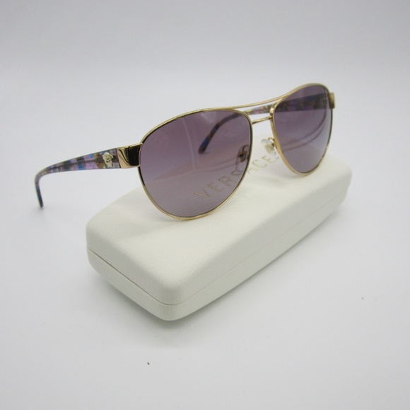 2f66bb35027b9 Versace 2145 Women s Sunglasses  Italy ELL403. M 5ad8f3a53afbbd3a48e6eaee.  Other Accessories ...